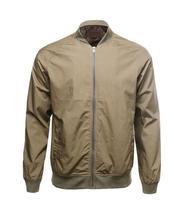 Custom bomber sports jacket mens urban clothes