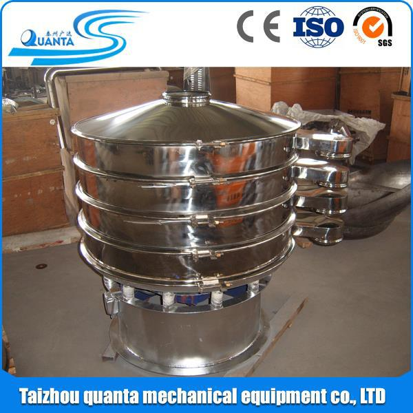 QUANTA rotary vibrating screen classifier with high quality