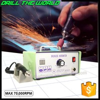 High quality cheap low heat noise vibration electronic powerful brushless micromotor mini grinder