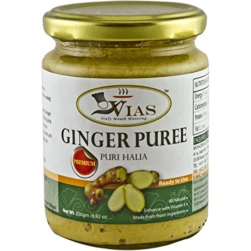 Vias Ginger Puree - 250g