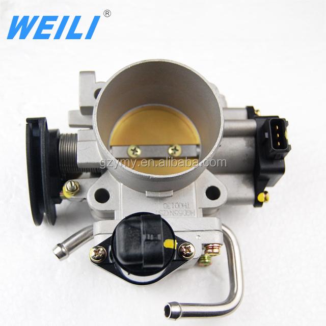 Chinese Car Auto Parts Throttle Body For Mitsubishi Engine Jac Heyue J5 4g93 Engine
