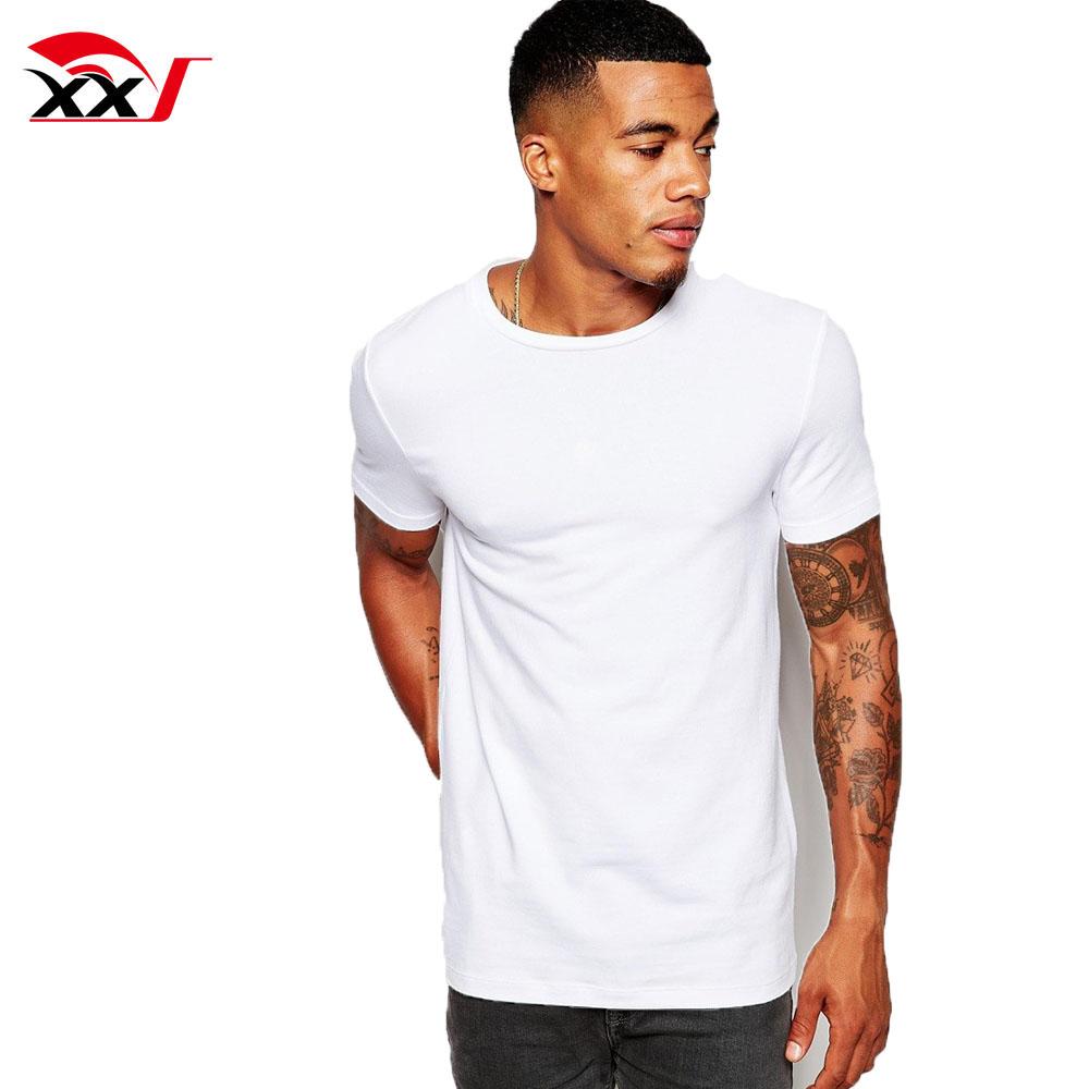 Il livello successivo abbigliamento montato fit in bianco unisex in cotone t shirt 150 grammi con girocollo e stretch bangladesh t-shirt