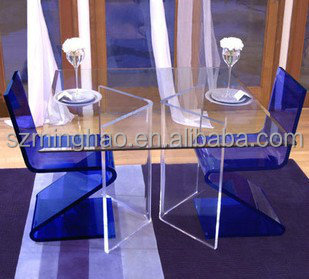 wholesale small cute colored cheap acrylic furniture kids table and chairs cheap acrylic furniture