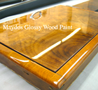 Chemical and Scratch Resistance PU Extra Clear Wood Varnish/Coating for Furniture/Bamboo