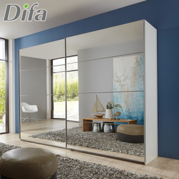 Custom Bedroom Sliding Mirror Wardrobe Design,Mirror Sliding Wardrobe,Mirror Wardrobe