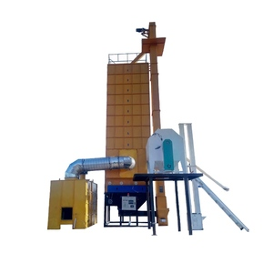 Batch Type Circulating Agriculture Machine Wheat Maize Corn Paddy Rice Grain Dryers for Sale