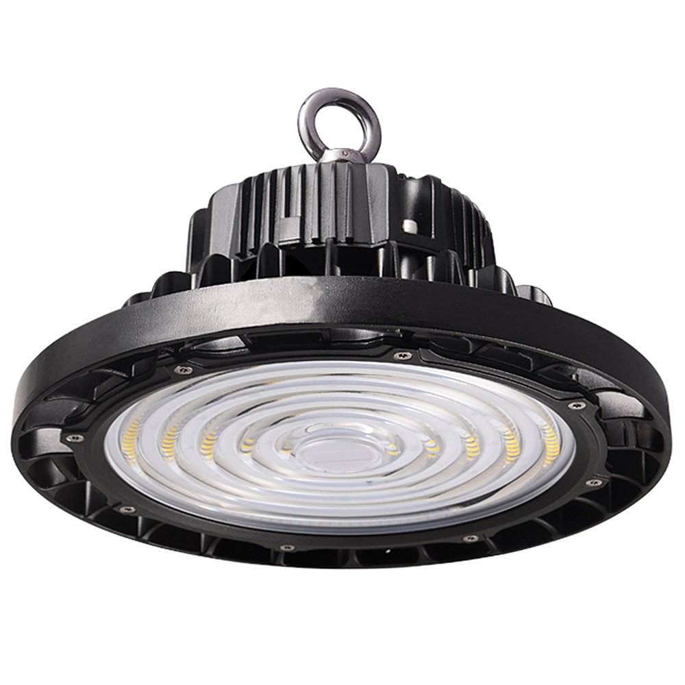 Titanlux LED UFO Bay Lights, 150W (600W MH/HPS Replacement), 20,000 lumens, 5500K, Indoor Sports Lighting, IP65