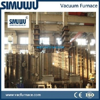 Vacuum Furnace Brazing Of Copper Ni Gold Stainless Steel High Temp Alloy