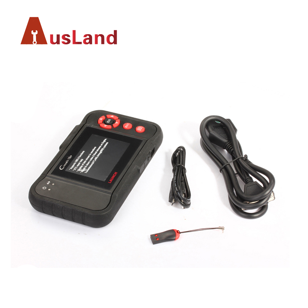 Launch X431 Creader VII+ 7 Plus OBD2 Code Reader Electronic Control System Equal To Launch CRP123