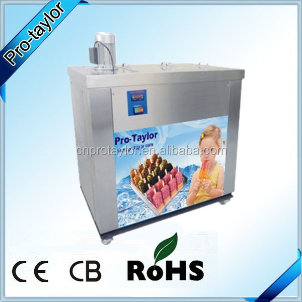 Stainless steel body and mold ice popsicle stick machines(BPZ-04)