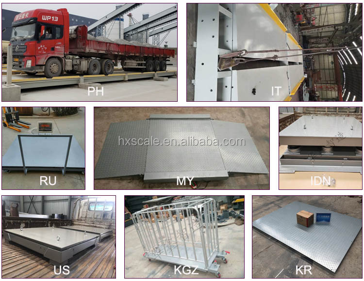 Weighbridge Sensor Truck Scales Load Cell