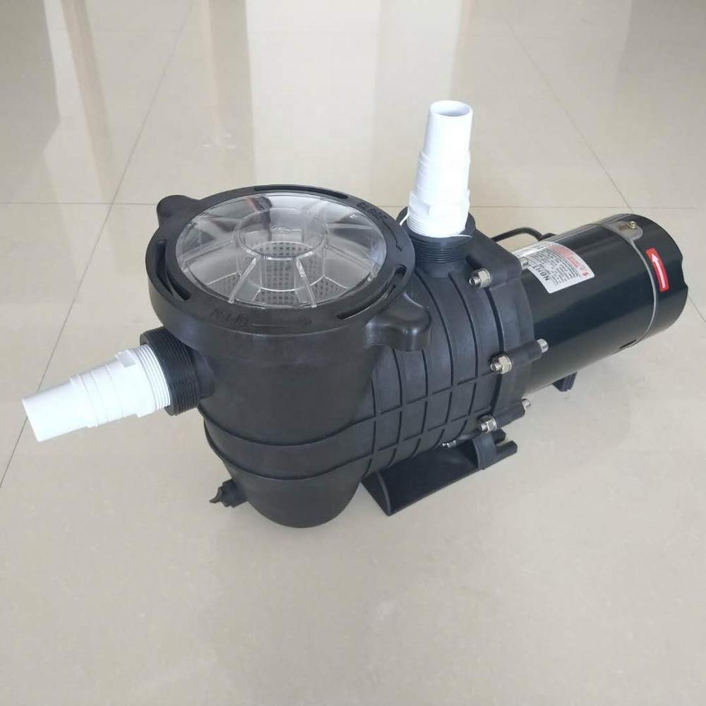Collegare la pompa di vuoto Intex piscina