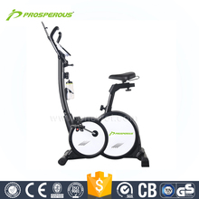 Home gym equipment 120KG max load Indoor cycling exercise bicycle trainer