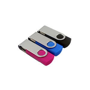 2017 Best Selling Bulk Custom Logo Full Capacity 64MB-128GB Computer Swivel USB Flash Drive