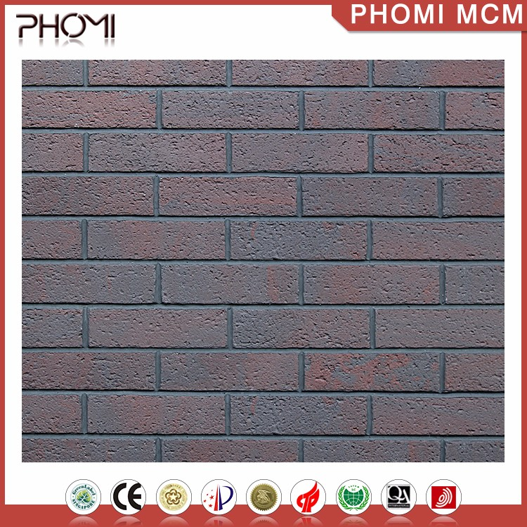 Soft Tile Thin Brick For Interior Walls