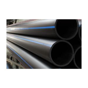 Flexible HDPE Pipe 300mm Plastic Water Tubing