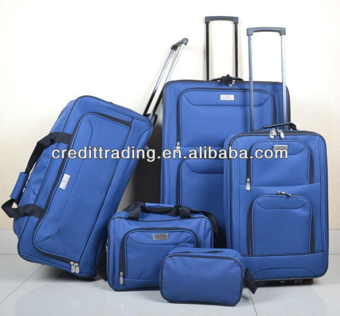 Stock Trolley Luggage Set