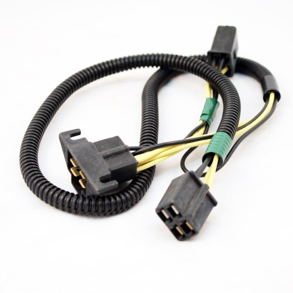 craftsman 22129 lawn tractor snowblower attachment wire harness genuine  original equipment manufacturer (oem) part