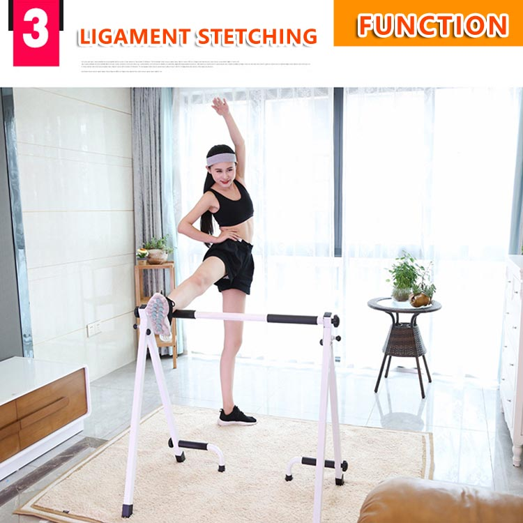 2 in 1foldable kids Adult Horizontal Bar/single bar/Single Handstand Bouncer Push-up