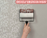 Caboli China factory directly sell best exterior rough texture wall paint texture