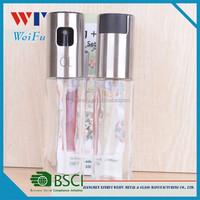2pcs Oil Sprayer Pot Cooking Roast Bake Oil Bottle Tools Oil Dispenser
