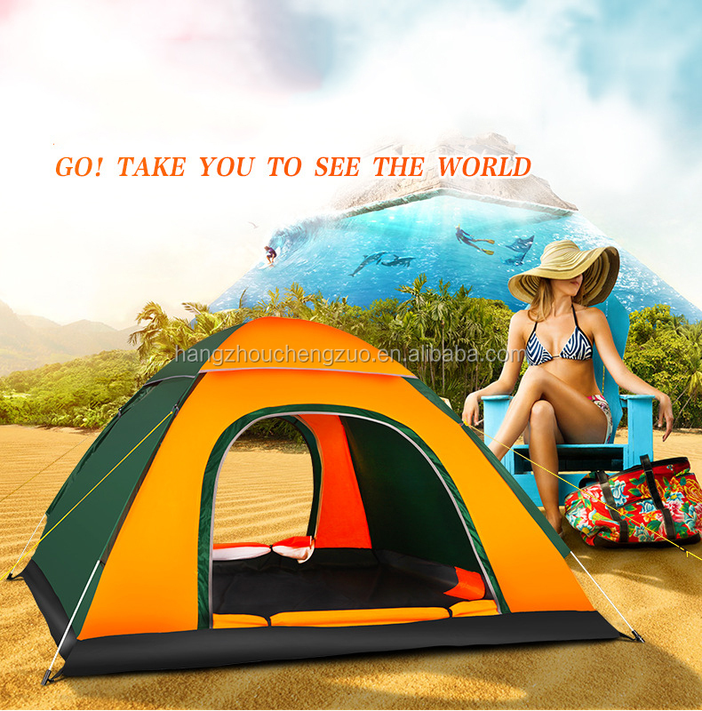 Hot Sale Automatic Pop Up <strong>tent</strong>,4 Person Waterproof Outdoor Camping <strong>Tent</strong>, TXZ-0087-B,Camping <strong>Tent</strong>