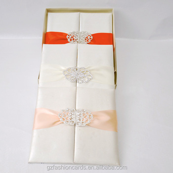 Factory Price Wholesale Wedding Invitations Silk Boxes Buy Wedding