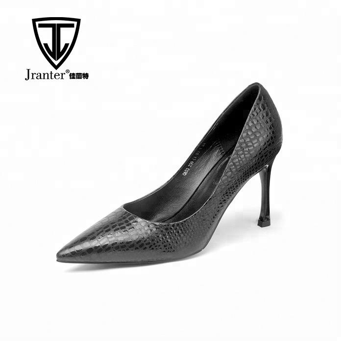 Women Quality High Heel Job Shoes High Stilettos Simple qd5Eq