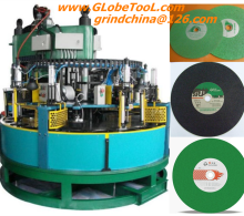 Cutting wheel making machine for stone, marble, Ceramic Floor Tile