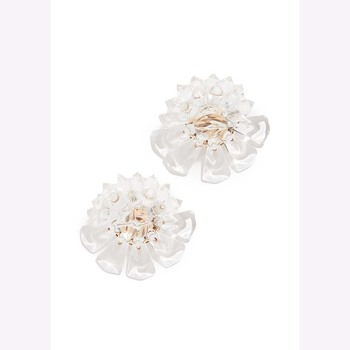 AP2308 Wholesale custom fashion earring making supplies flower earring for women dropshipping