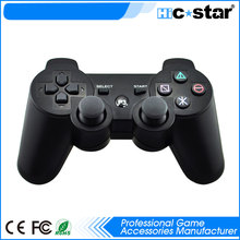 wholesale bluetooth wireless game controller for custom playstation 3 controller console