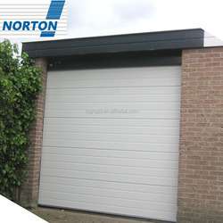 Factory Direct Sale High Quality Canvas Custom Size Garage Doors Residential Garage Doors