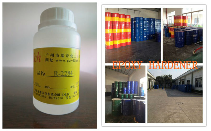 Epoxy raw material for epoxy hardener for repairing adhesives for concrete crack