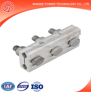 JB Series Aluminum Parallel Groove Clamp / Electric Power Hardware