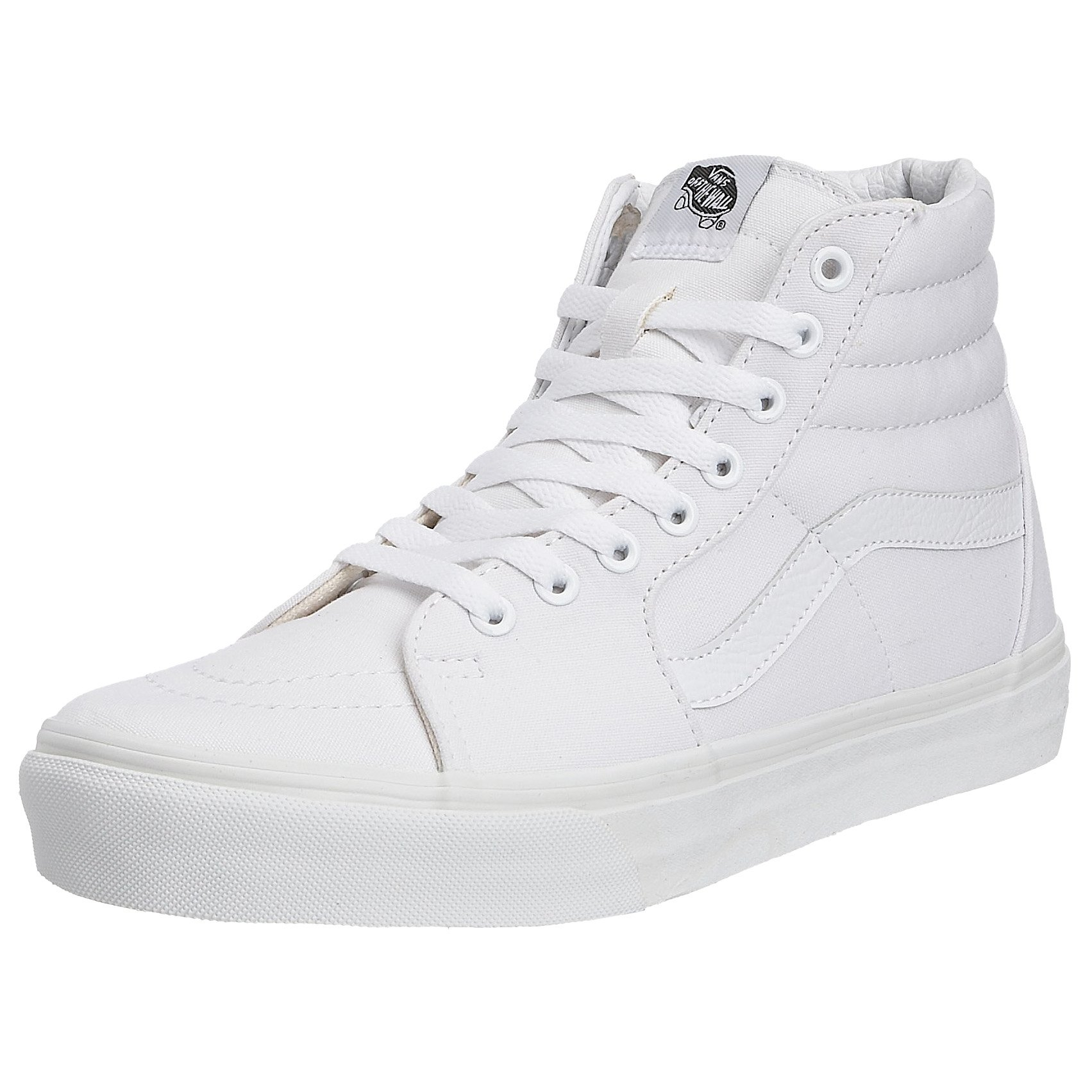 97ac8f84a7 Get Quotations · Vans Sk8-Hi Unisex Casual High-Top Skate Shoes
