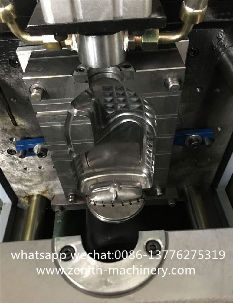 Glass Pet Bottle Blowing Making Machine Price In India