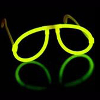 Christmas Party Favor Glowing Glasses in the Dark for Party