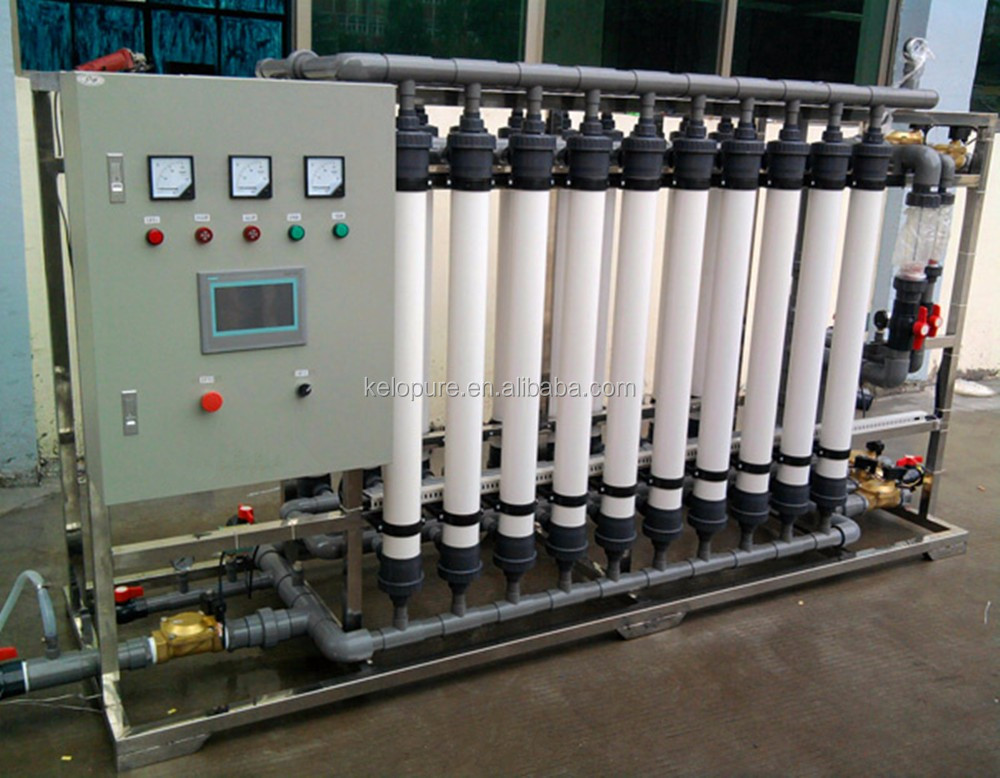 2000L/H UF ultra filtration ro plant mineral desalination purifying drinking water treatment <strong>industrial</strong> pure water equipment