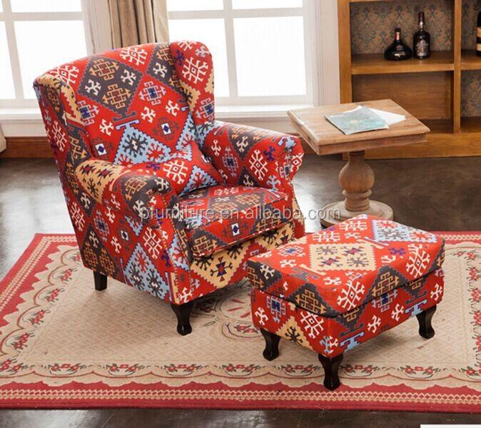 Sola Tela Moderno Muebles Sofá Asiento/hogar Muebles De Cuero ...
