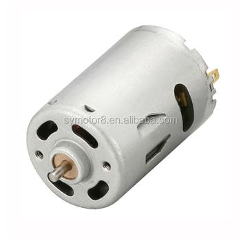 6v dc motor rs555 rs 555 hair dryer motor buy water air for Dc motor hair dryer