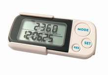 Digital Soccer Distance Step kilometer Calorie Counter with 30 Days Memory 999999 Steps Pedometer