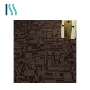 modern selling durable office use commercial grade 100 nylon carpet tiles