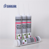 SINOLINK super glue /silicone sealant / glass cement