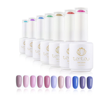 Custom designs non giftige private label salon kleur <span class=keywords><strong>uv</strong></span>/led nagellak <span class=keywords><strong>gel</strong></span> Voor Salon