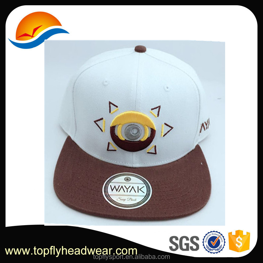 Sale snapback hat big flat embroidery baby hat snapback cap