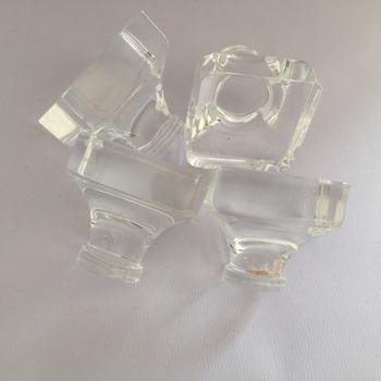 Crystal Knob Glass Round Kitchen Light Up Dildo Gear Shift Knob