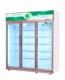 Green&Health Pepsi/ beverage/drink display visi cooler for sale