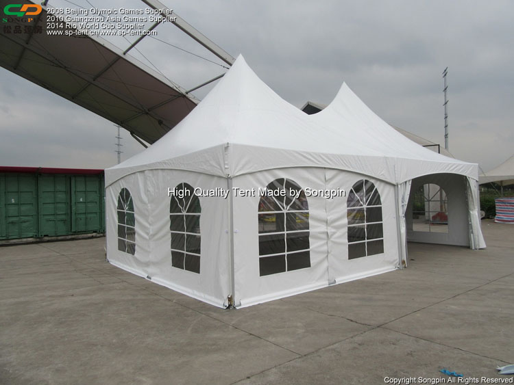6x9m aluminum frame permanent outdoor canopy tent & 6x9m Aluminum Frame Permanent Outdoor Canopy Tent - Buy Canopy ...