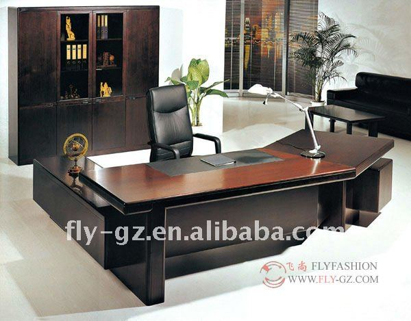 Modern Design Wooden Office Executive Table For Boss Fashion Desk Product On Alibaba