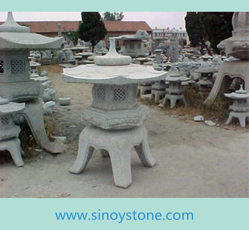 japanese stone lanterns for sale